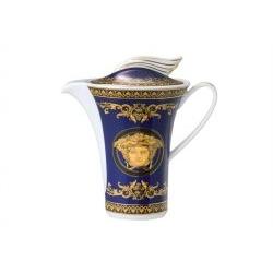 Caffettiera MEDUSA BLU Rosenthal Versace