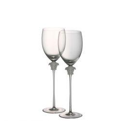 Calice Acqua MEDUSA LUMIERE Rosenthal Versace
