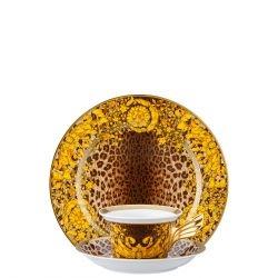 Piatto + Tazza Tè WILD FLORALIA Rosenthal Versace 25 ANNI