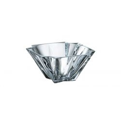 Centrotavola in cristallo Metropolitan 21.5 cm