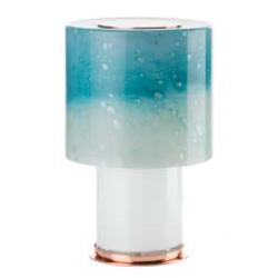 Lampada in vetro e metallo - L'OCA NERA