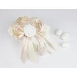 Scatolina porta confetti con cammeo bomboniera Matrimonio