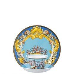 Piatto + Tazza Tè LES TRESORS DE LA MER Rosenthal Versace 25 ANNI