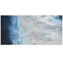 Quadro acrilico su tela 76x150 - L'Oca Nera