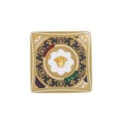 Coppa quadra I LOVE BAROQUE cm.15 Rosenthal Versace