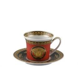 Tazza espresso MEDUSA ROSSA Rosenthal Versace