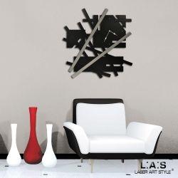 Orologio decorativo moderno - Laser Art Style