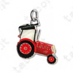 Ciondolo trattore agricolo - Bomboniera laurea