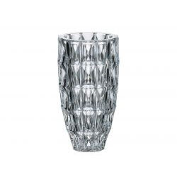 Vaso in cristallo Diamond 25.5cm