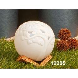 Lampada led forma sfera Albero della Vita