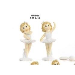 Bimba ballerina stile fumetto - Mandorle
