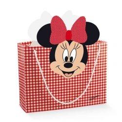 Shopper box Disney Minnie's Party Rosso Grande