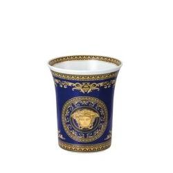 Vaso MEDUSA BLU cm.18 Rosenthal Versace