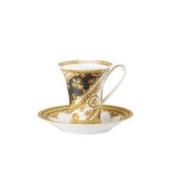 Tazza caffè I LOVE BAROQUE Rosenthal Versace I tesori del mare