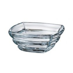 Centrotavola in cristallo Segment 32 cm
