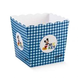 Vaso Disney Mickey's Party Blu Grande