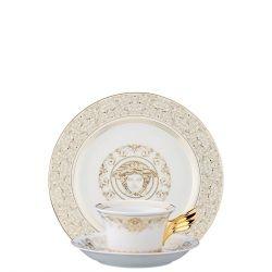 Piatto + Tazza Tè MEDUSA GALA Rosenthal Versace 25 ANNI
