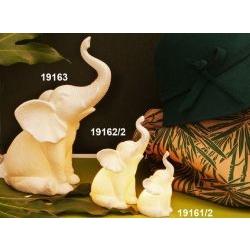 Lampada Elefante in porcellana