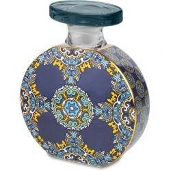 Bottiglia da collezione MAROC & ROLL - FOULARD Baci Milano