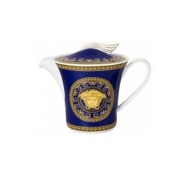 Teiera MEDUSA BLU Rosenthal Versace