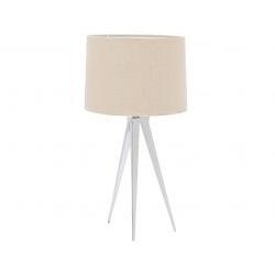 Lampada da tavolo in metallo cromato - L'OCA NERA