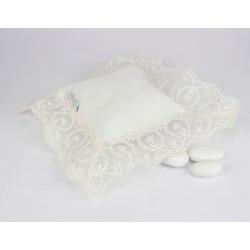 Cuscini portaconfetti in pizzo linea CHIARA - Matrimonio o Prima Comunione
