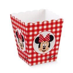 Vaso Disney Minnie's Party Rosso Piccolo