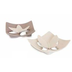 Centrino farfalla in gres porcellanato