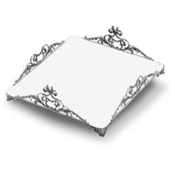 Porta tovaglioli fusione in argento 800