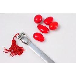 Tagliacarte gufetto portafortuna - bomboniera laurea