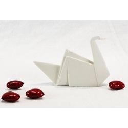 Origami cigno - porcellana