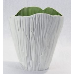 Vaso green garden - porcellana - 2 misure