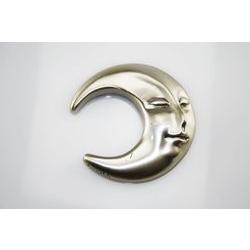 Luna argentata satinata