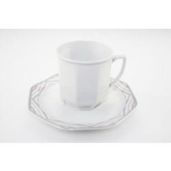 Servizio da caffè in porcellana