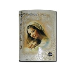Quadro mother love - curvo