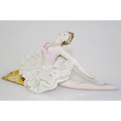 Ballerina - porcellana di capodimonte