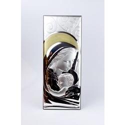 Capezzale Maternità in argento