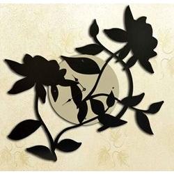 Orologio da parete dal design moderno - Laser Art Style