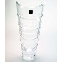 Vaso in cristallo cm.35