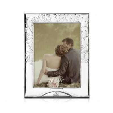 Portafoto linea Albero della Vita Matrimonio argentato - Atelier