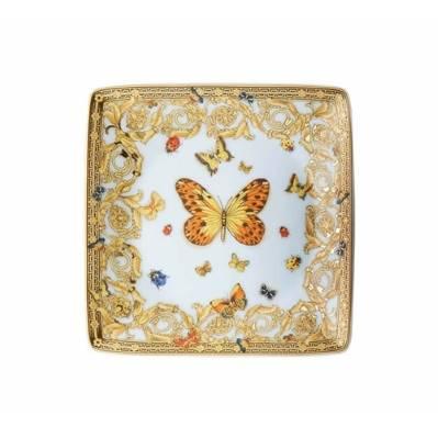 Coppa quadra cm.12 Le Jardin Rosenthal Versace