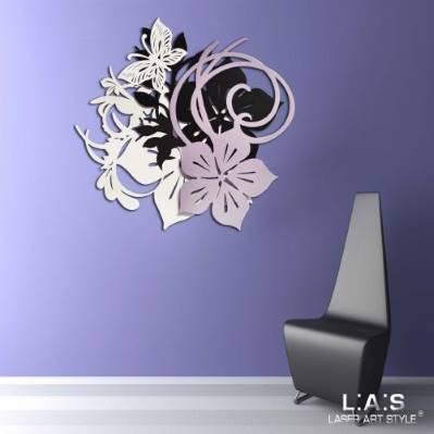 Quadri moderni di design - Laser Art Style