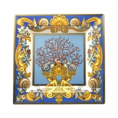 Centro quadro LES TRESORS DE LA MER cm.30 Rosenthal Versace