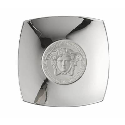 Coppa MEDUSA PLATIN cm.22 Rosenthal Versace