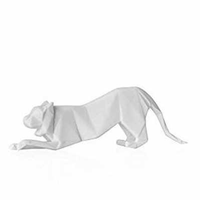 Origami tigre - porcellana