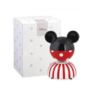 Bomboniera Disney in resina topolino rosso e nero carillon