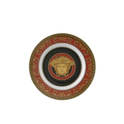 Piatto MEDUSA ROSSA 18 cm Rosenthal Versace