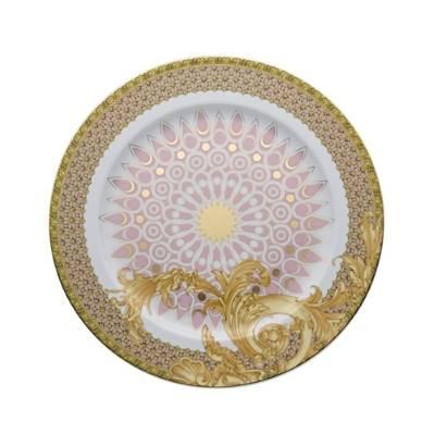 Piatto LE REVERS BYZANTINS cm.30 Rosenthal Versace