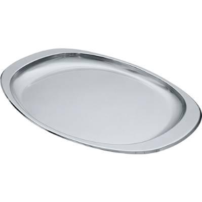 Vassoio ovale in acciaio cm.46x32 Alessi