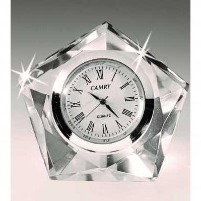 Orologio stella in cristallo - RANOLDI